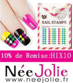 code promo Née Jolie HIX10