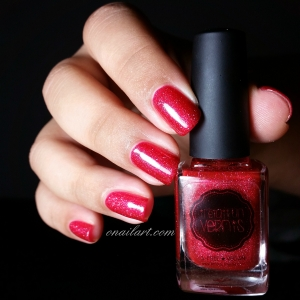 No Comment by Il était un vernis - Once upon a time collection