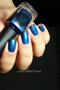Crush on Blue by Il était un vernis - Once upon a time collection