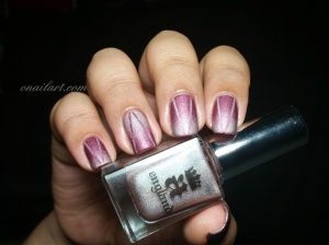 """Gradient réciproque / Reciprocal Gradient """"Her rose adagio"""" et """"Briar Rose"""" by A England"""