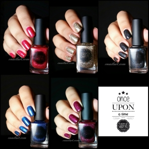 Once upon a time collection by Il était un vernis