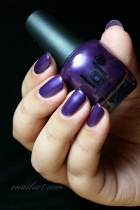 "Swatch ""Purple Lounge"" / "" Too Cool for School"" LOL by BYS maquillage"