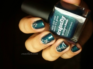 Stickers LM Cosmetic on Dragonfly by Picture Polish