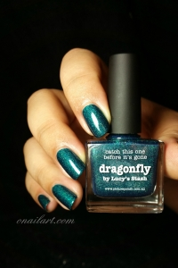 Swatch Dragonfly by Picture Polish
