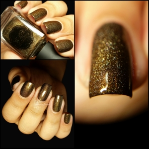 Drop Dead Gorgeous by Il était un vernis